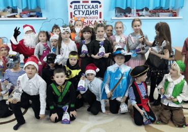 Поздравление учеников с Рождеством